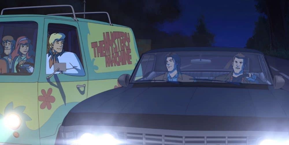 Crossover com Scooby-Doo é a segunda maior audiência da 13ª temporada de Supernatural