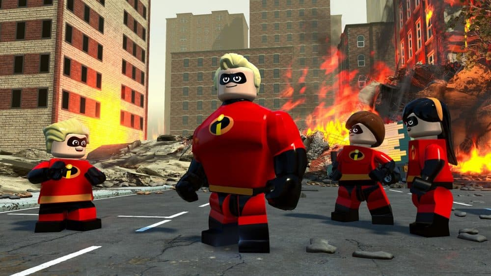 Novo trailer LEGO® Os Incríveis: conheça as habilidades e poderes da Família Pêra