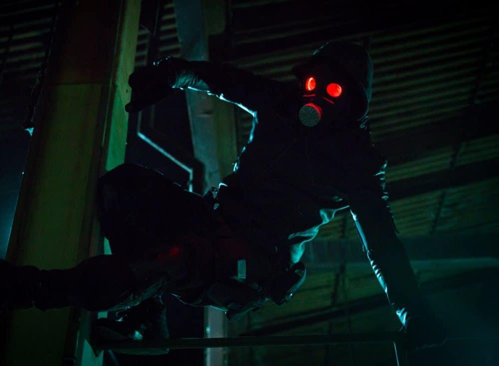 Primeiras cenas de 'O Doutrinador' mostram anti-herói em ação