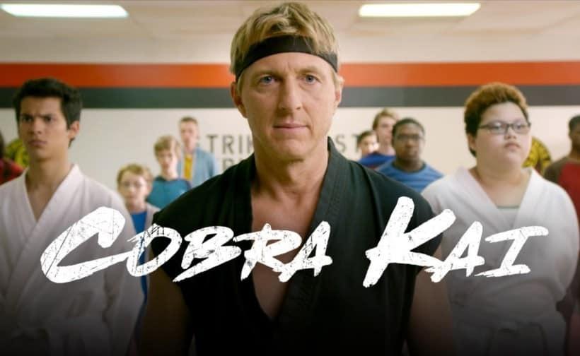 Série Cobra Kai, continuação do clássico Karate Kid estreia com 5,4 milhões de views nas primeiras 24 horas