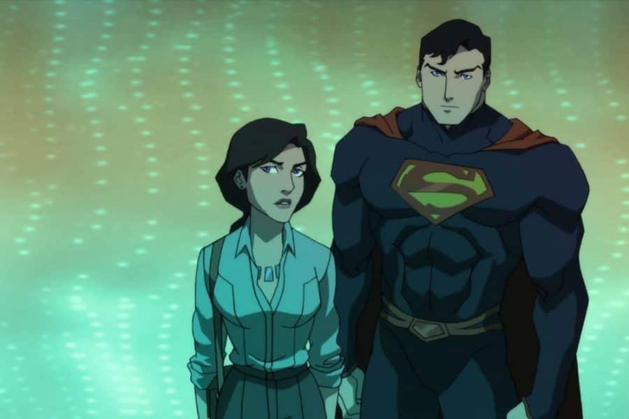 Crítica | Animação A morte do Superman