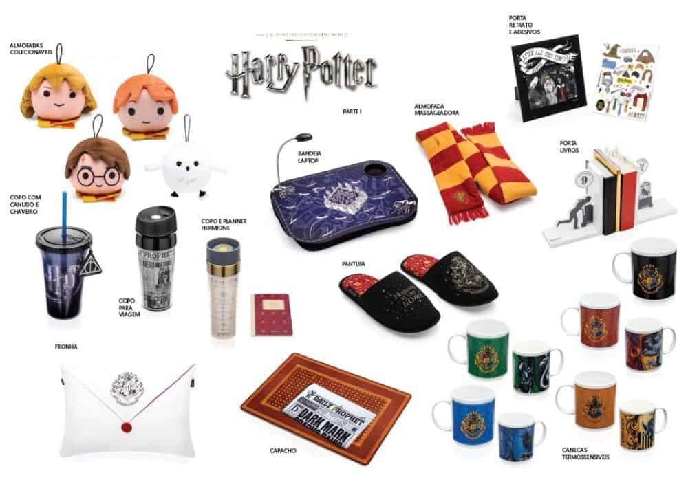 Imaginarium apresenta a campanha Harry Potter 2018