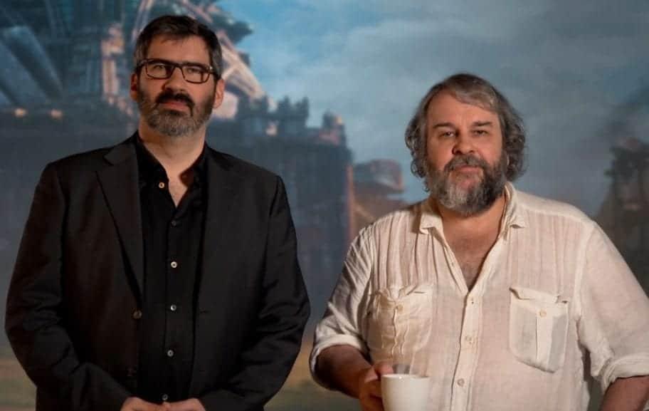UPI & CCXP :: Peter Jackson fará live na Comic Con Experience 2018