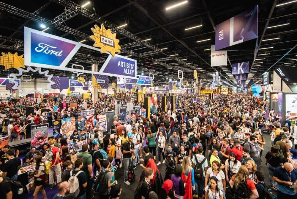 UCI Cinemas vai à Comic Con Experience 2018