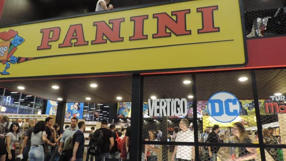 CCXP 2018: Panini participa de painel e oferece diversas atrações para o público