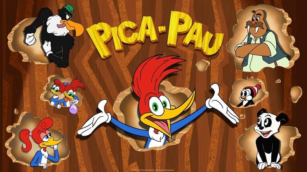 Pica-Pau: novos episódios são lançados hoje no YouTube