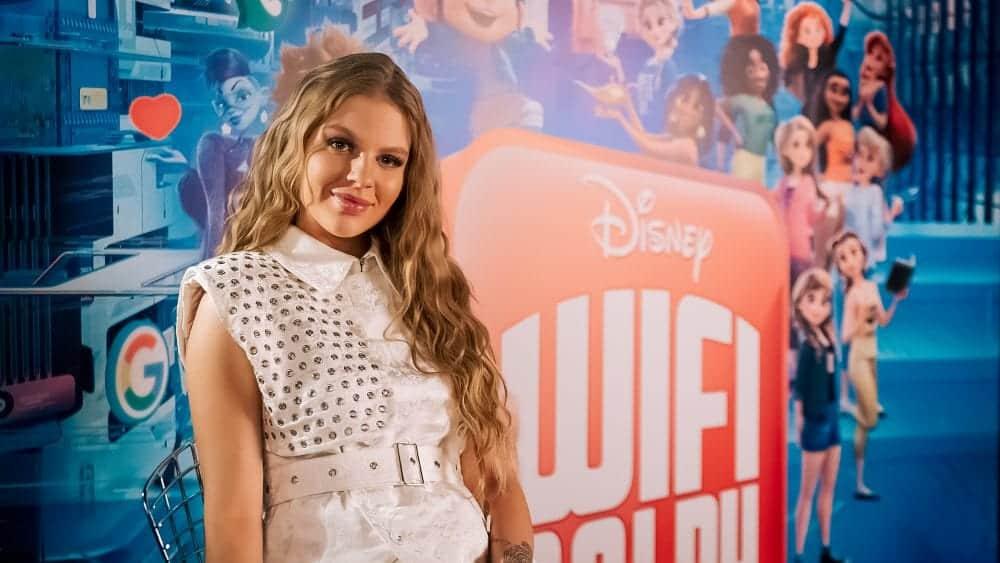 Luísa Sonza lança música de créditos de WiFi Ralph na CCXP