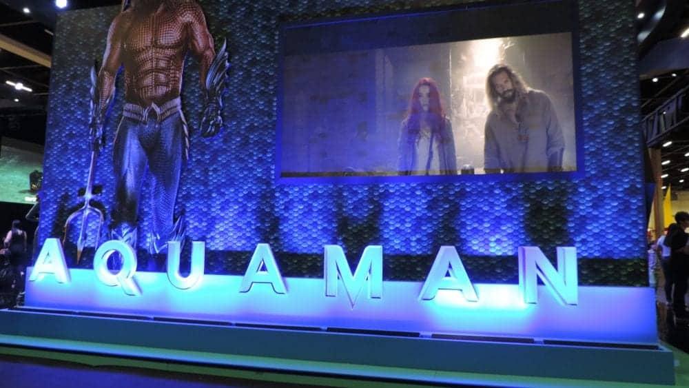 Warner Bros. amplia presença na Comic Con Experience com presença de estrelas, estande e loja exclusiva