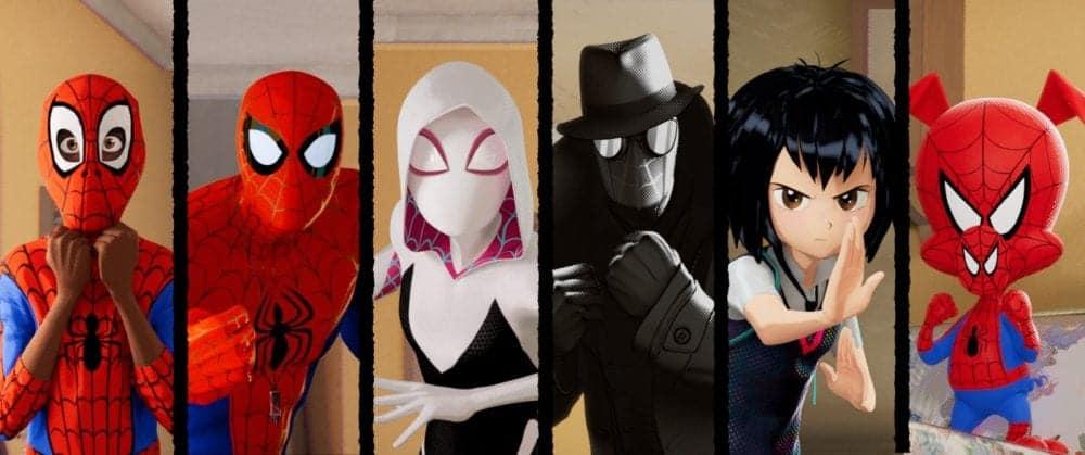 Crítica | Homem-Aranha no Aranhaverso