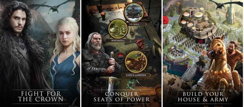 Os Dragões chegam a Westeros em Game Of Thrones: Conquest