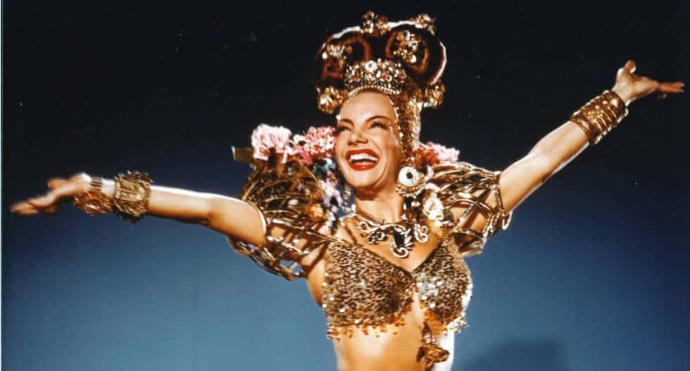 Canal Brasil presta homenagem aos 110 anos de Carmen Miranda