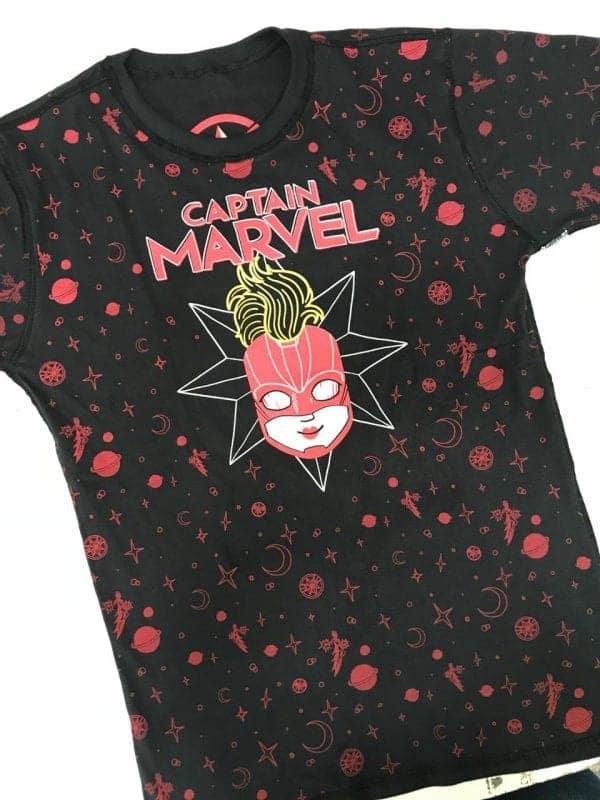 Capitã Marvel ganha coleção completa na Piticas