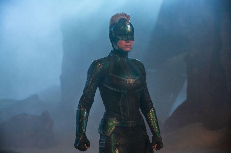 Venda antecipada de Capitã Marvel é sucesso na Ingresso.com
