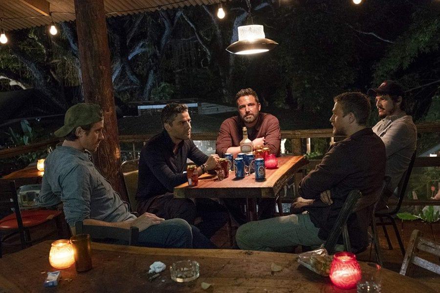 Assista ao novo trailer de OPERAÇÃO FRONTEIRA, estrelado por Ben Affleck, Oscar Isaac, Charlie Hunnam, Garrett Hedlund, Pedro Pascal e Adria Arjona