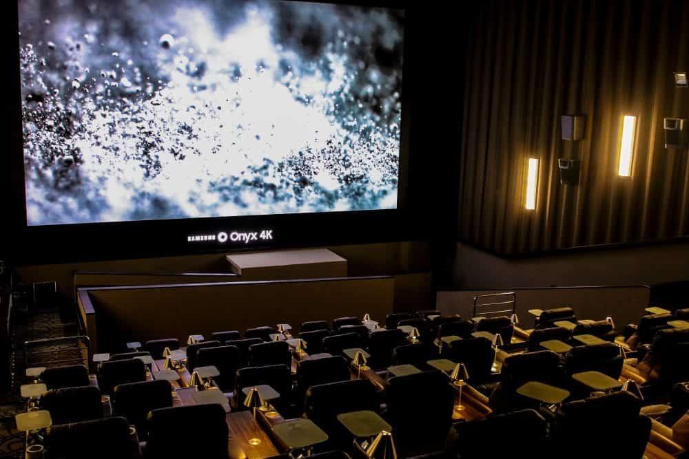 Conferimos o filme Alita no novo Cinépolis numa sala 4K