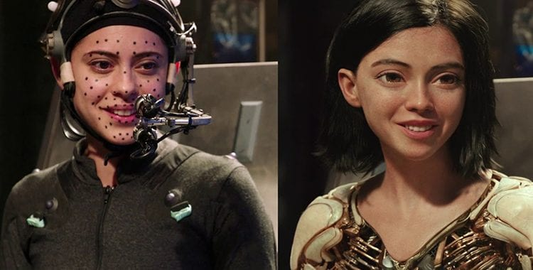 'Alita: Anjo de Combate' ganha vídeo incrível dos bastidores