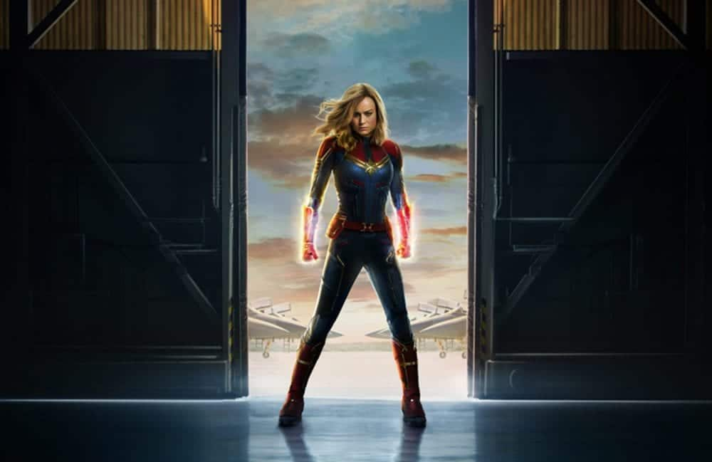 """Pré-venda online de """"Capitã Marvel"""" começa nesta quinta na Ingresso.com"""