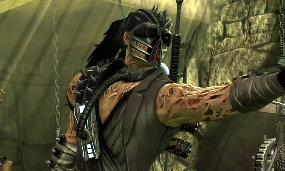 WB Games revela trailer dublado de Kabal em Mortal Kombat 11
