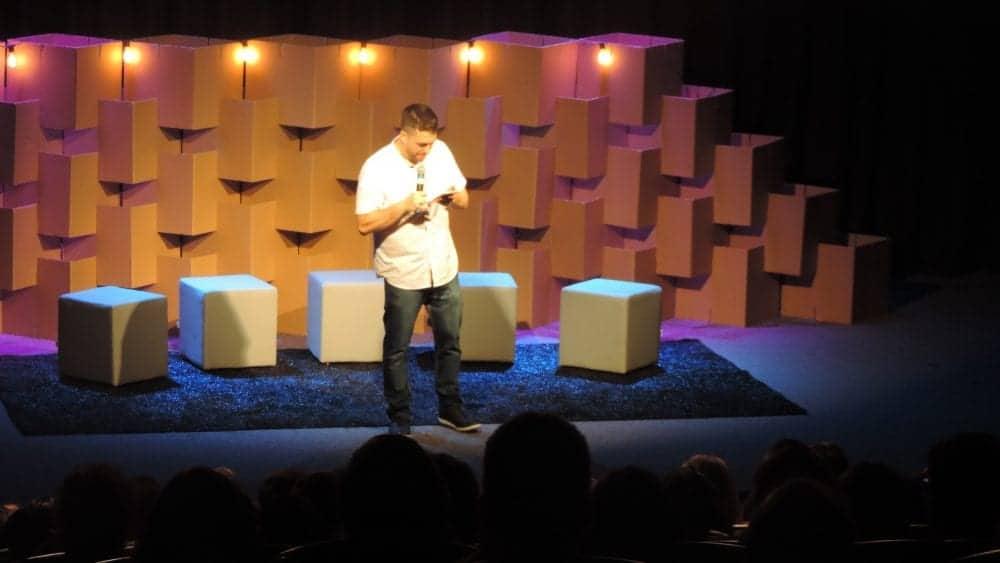 Review teatro | Levando o Caos com Mauricio Meirelles