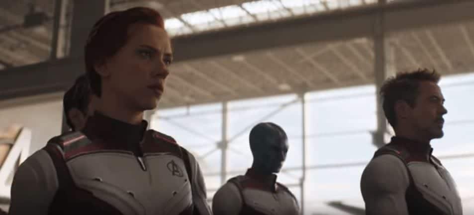 Além da Capitã Marvel novo trailer de Vingadores Ultimato traz novidades