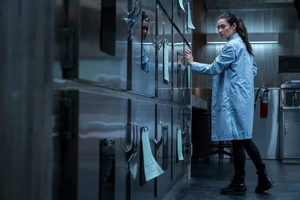 Cadáver  | Dirigido por Diederik Van Rooijen e estrelado por Shay Mitchell, Grey Damon, Kirby Johnson e Stana Katic, terror chega em DVD