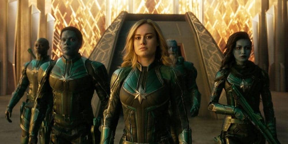 Capitã Marvel é sucesso de vendas na Ingresso.com