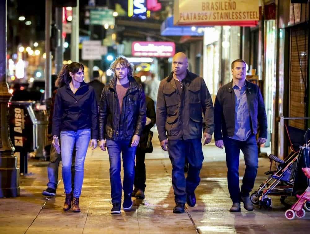 27 curiosidades sobre NCIS: Los Angeles