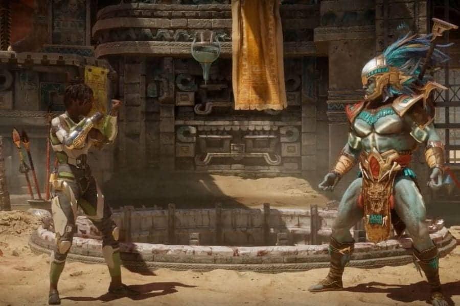 Novo trailer de Mortal Kombat 11 revela Kotal Kahn e Jacqui Briggs