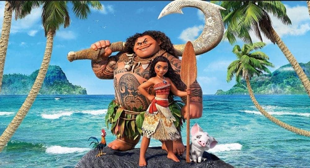Disney – Moana e nova serie Disney Junior