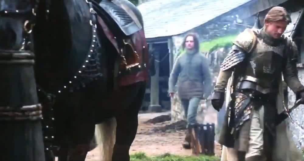 """Fã encontra """"Soldado Invernal"""" em episódio de Game of Thrones"""