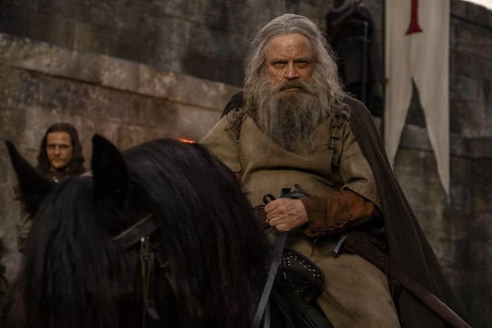 Mark Hamill estreia no HISTORY como o mestre dos Cavaleiros Templários