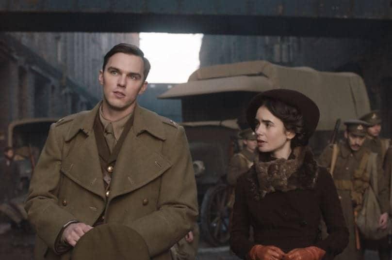 Divulgadas fotos do filme e da pré-estreia internacional de Tolkien