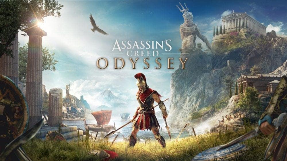 Ubisoft anuncia na E3 ferramenta para jogador criar histórias em Assassin's Creed Odyssey