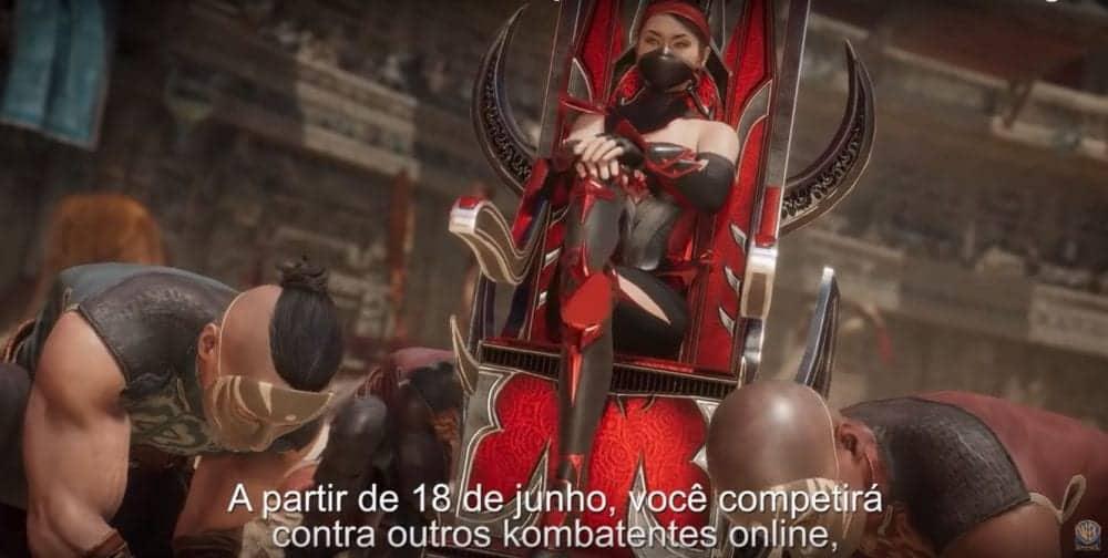 WB Games revela detalhes sobre a 'Kombat League' de Mortal Kombat 11