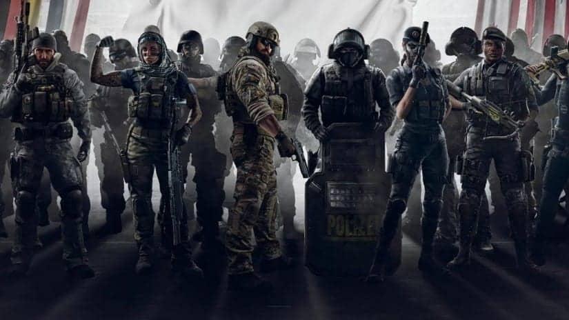 Nova temporada de Rainbow Six Siege já está disponível