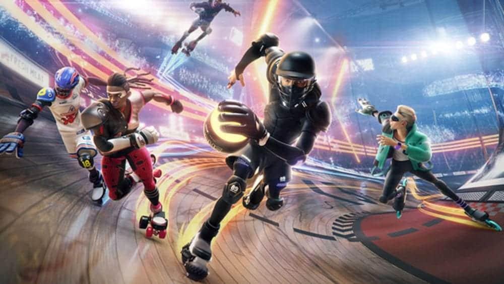 Ubisoft anuncia Roller Champions, jogo free-to-play de esportes