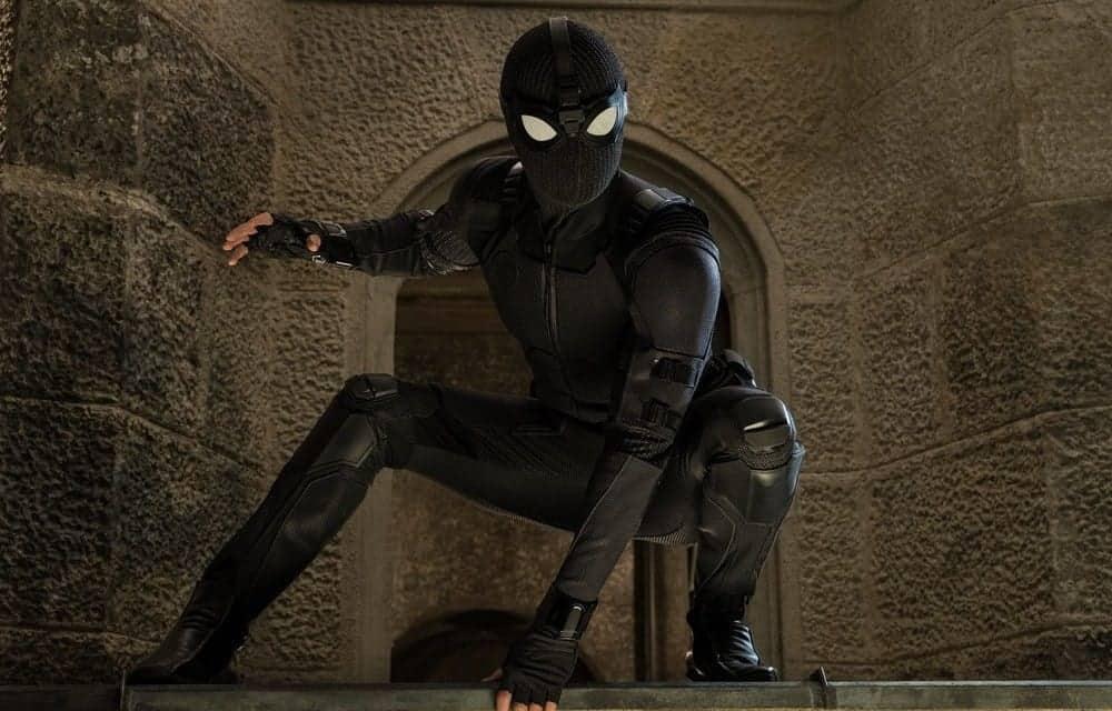 """Ingresso.com inicia pré-venda online de """"Homem Aranha: Longe de Casa"""""""