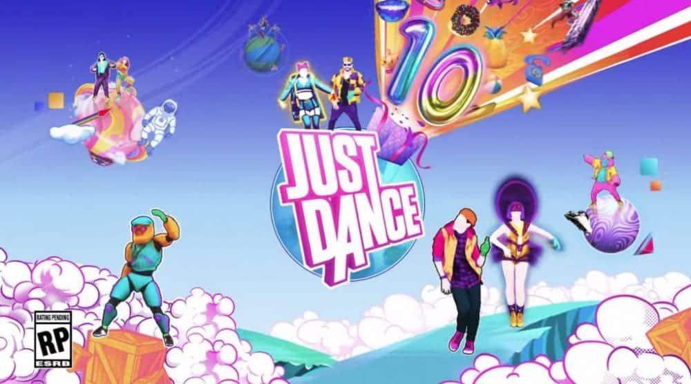 Just Dance comemora seu décimo aniversário com Just Dance 2020