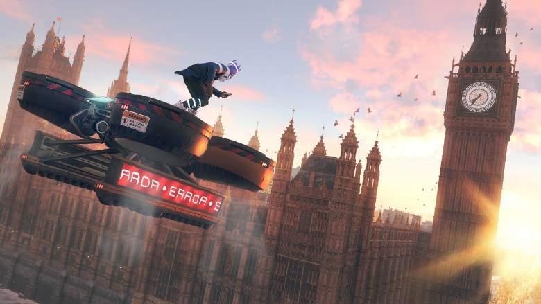 Ubisoft anuncia Watch Dogs: Legion