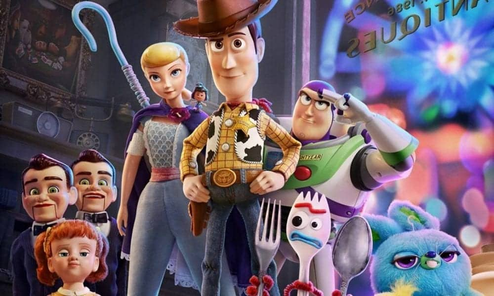 """Ingresso.com inicia venda online de """"Toy Story 4"""" e """"Pets 2"""" nesta quint"""