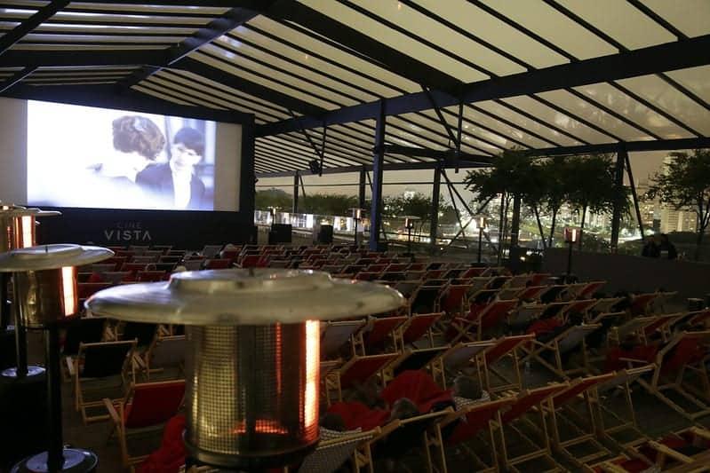 6ª Cine Vista | Assista seu filme a céu aberto no tradicional shopping JK