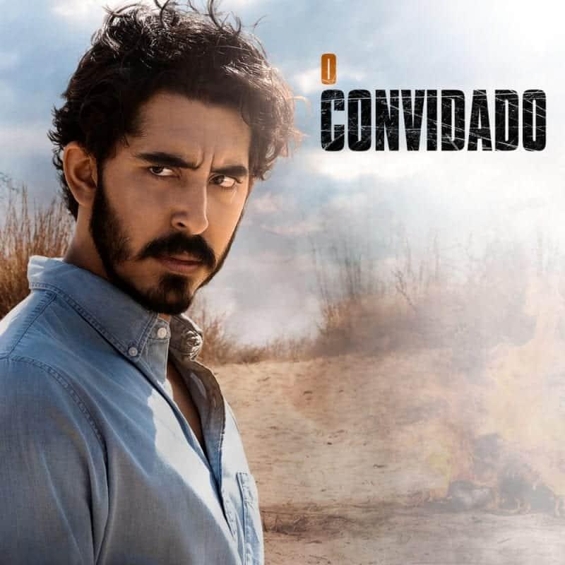 Dev Patel no thriller 'O Convidado' lançamento nas plataformas digitais