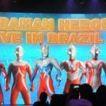 Ultraman Heroes é destaque no Anime Friends 2019