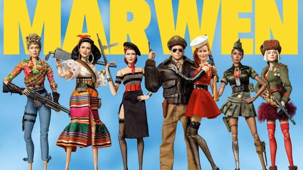 Bem-vindos à Marwen com Steve Carell chega em DVD
