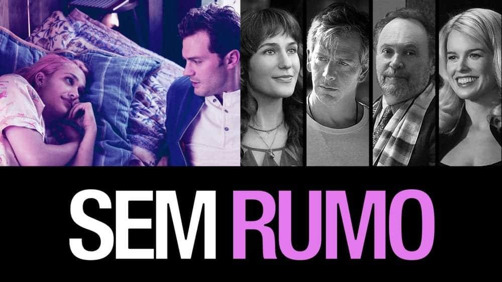 Jamie Dornan, Ben Mendelsohn e Billy Crystal estão em 'SEM RUMO' nas plataformas digitais
