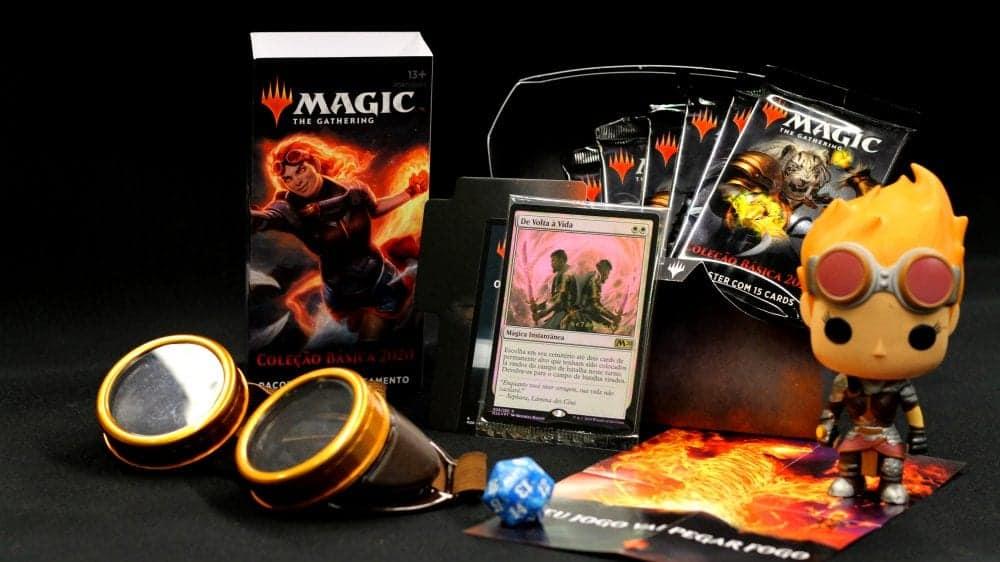 Magic: The Gathering realiza pré-lançamento da Coleção Básica 2020 neste final de semana