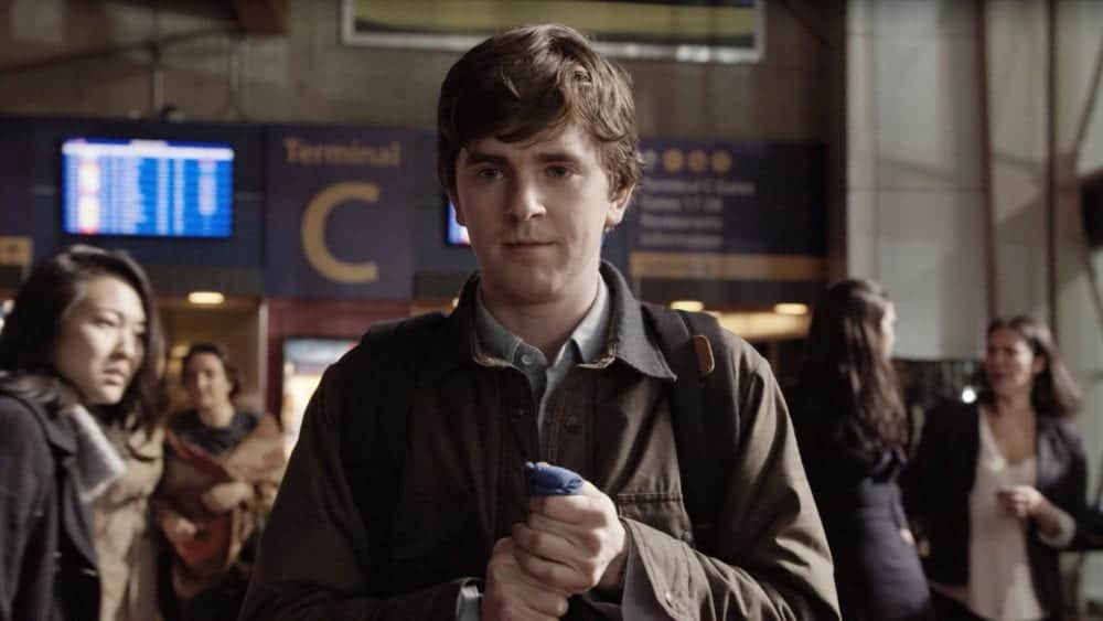 'The Good Doctor' leva GNT a recorde de audiência