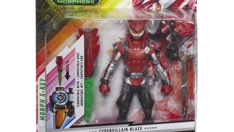 Hasbro apresenta sua nova linha de brinquedos:   Power Rangers Beast Morphers