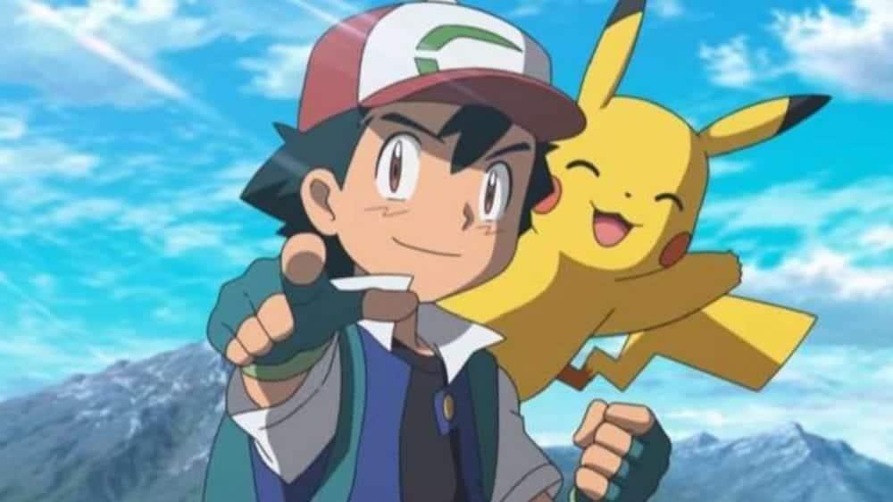 Finalmente Ash ganha uma liga Pokémon, nós vimos isso!?