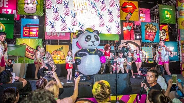 Salvador recebe etapa do Just Dance Challenge by M.A.C que garante duas vagas para a final nacional da competição